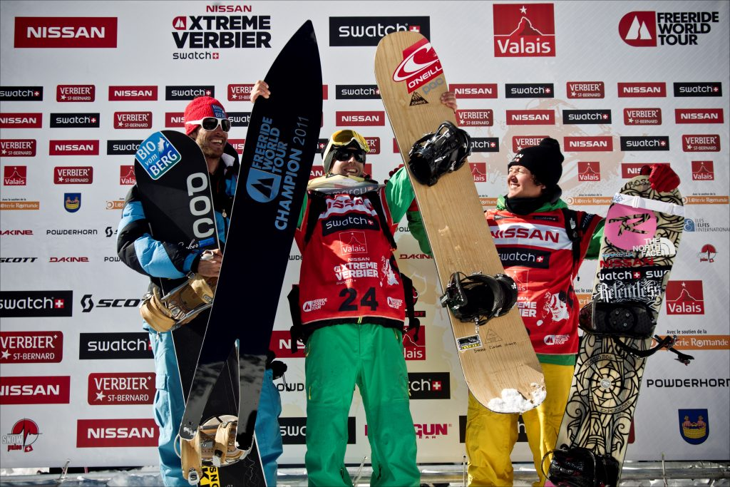 Freeride World Tour Champion